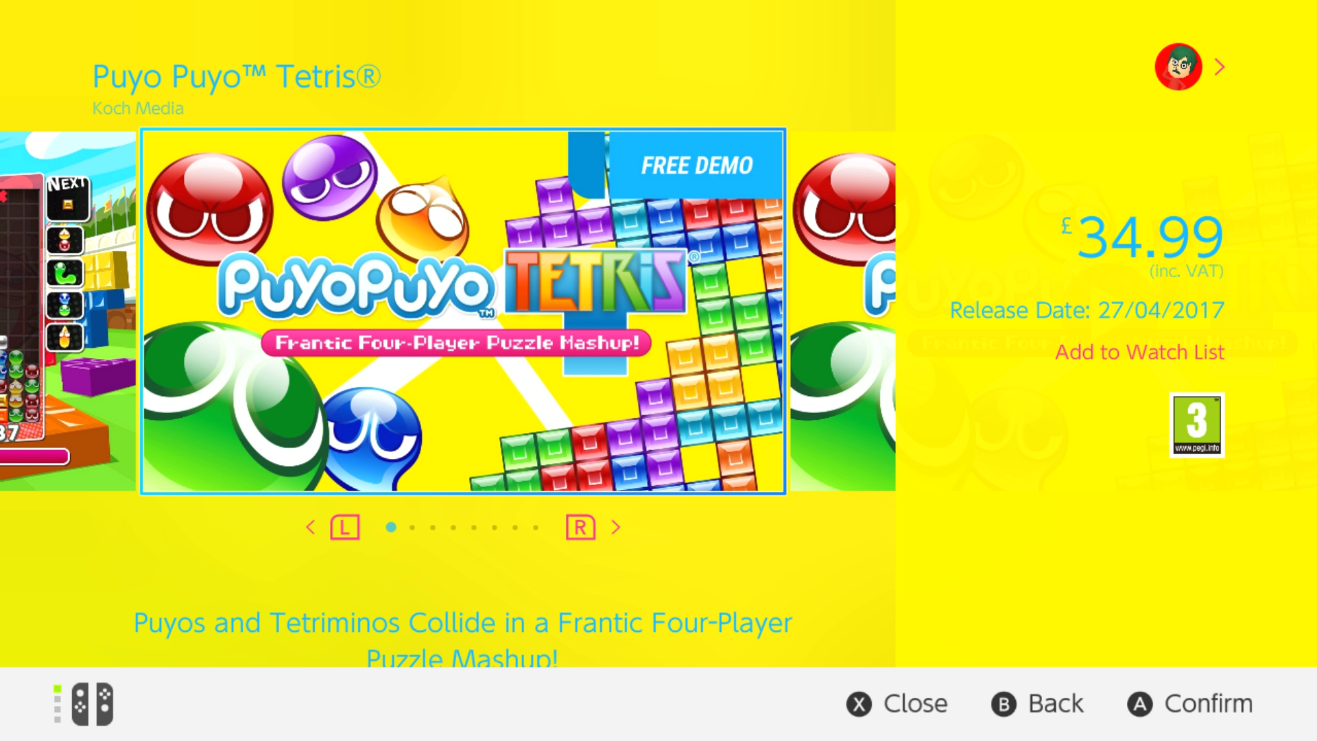 Puyo Puyo Tetris Screenshot 2017-04-10 12-35-05