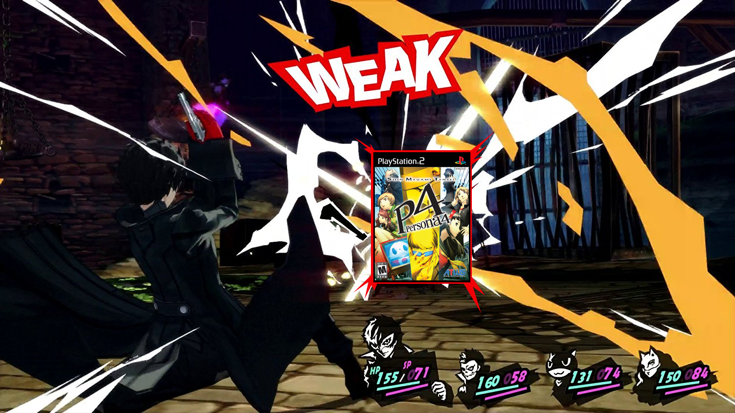 Atlus has shown that you can turn a cult classic game into a massive world  wide selling IP if you stick with the franchise and continue making quality