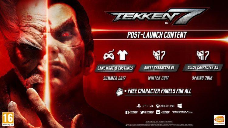 Tekken7DLC