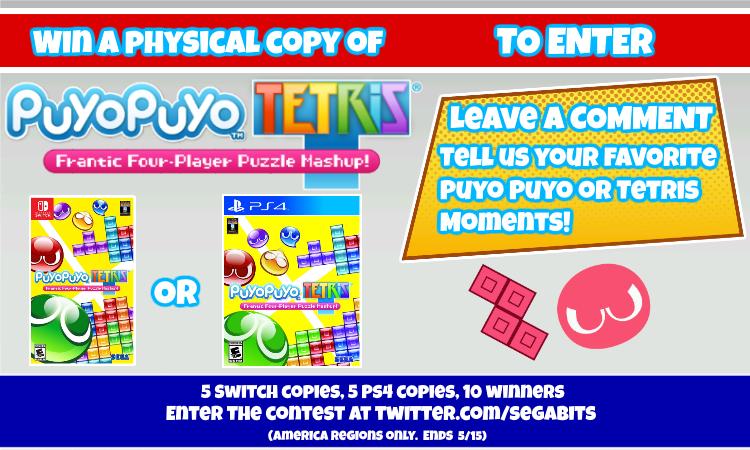 puyotetris contest