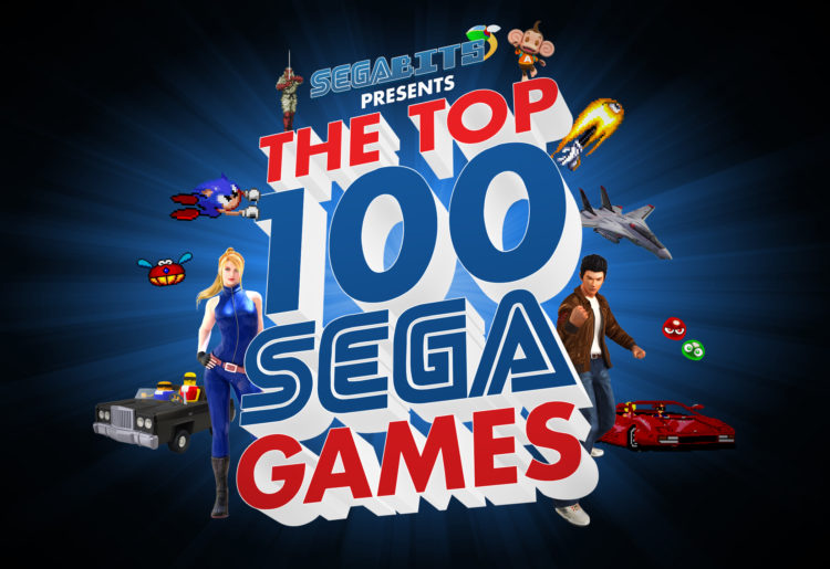 SEGAbits presents The Top 100 SEGA Games » SEGAbits - #1 Source for