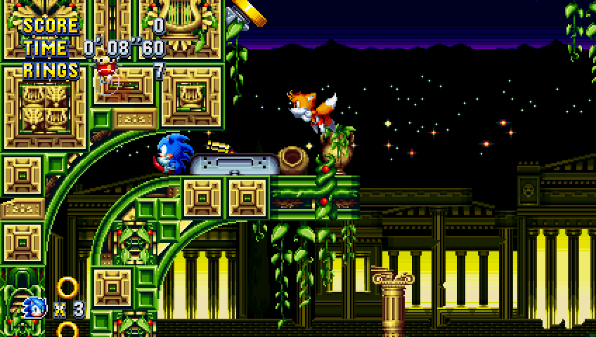 Sonic Mania Review – Classic Sonic Returns! (PS4, Xbox One