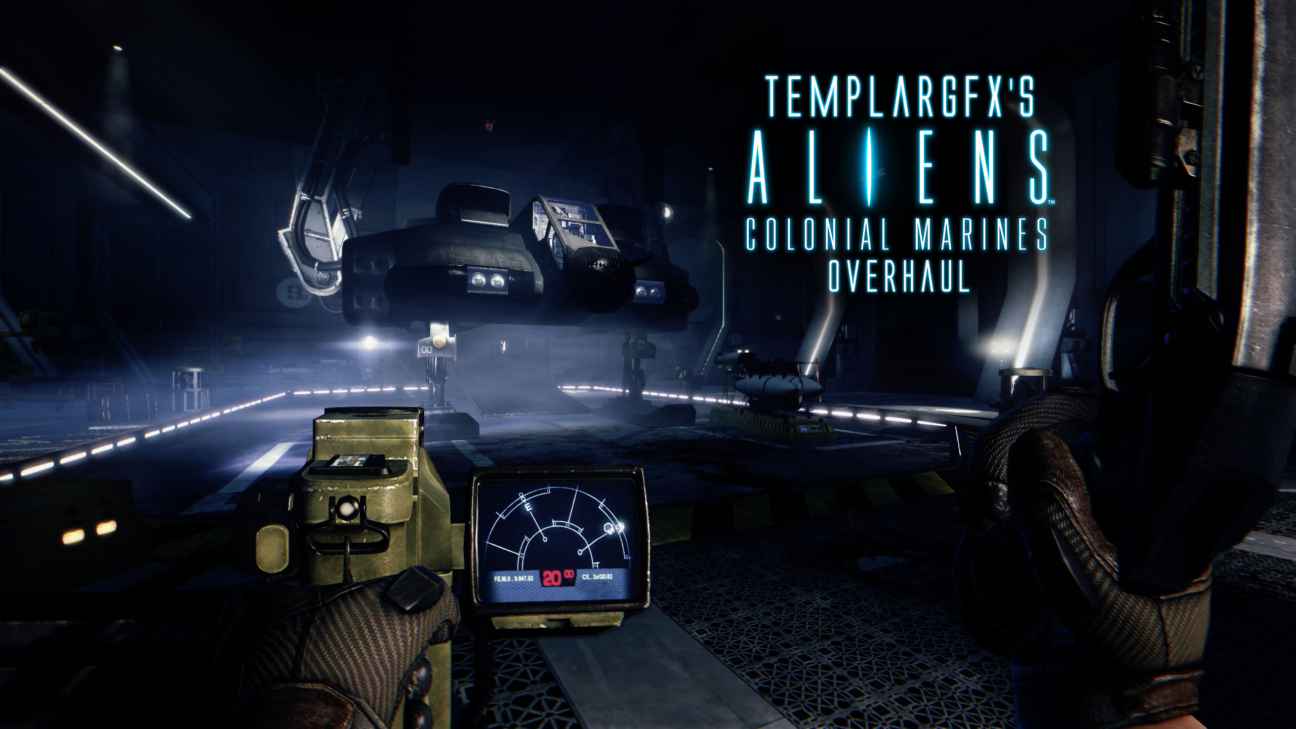 Aliens: Colonial Marines might have released as a huge disappointing game  with a ton of broken promises but that isn't stopping fans from fixing the  2013 ...