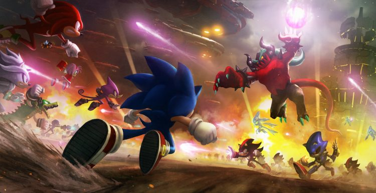 Sonic Forces_Concept Art_War