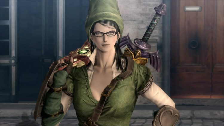 Amiibos allow you to instantly unlock costumes in Switch Bayonetta