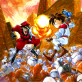 Gunstar Heroes Artwork 2