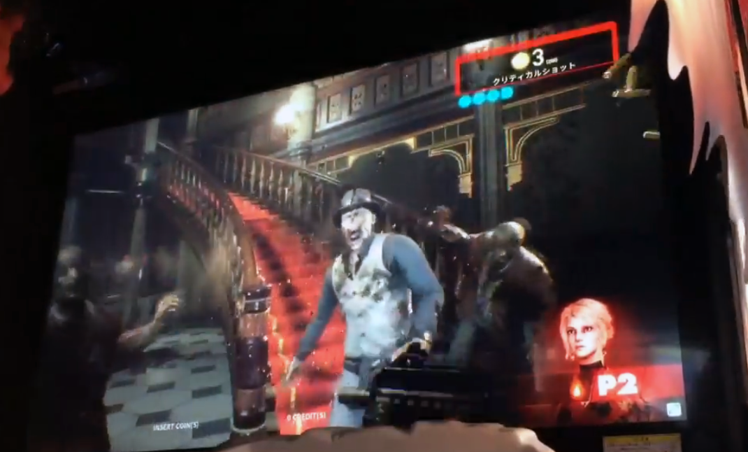 House Of The Dead Scarlet Dawn Location Test Footage Hits The Net