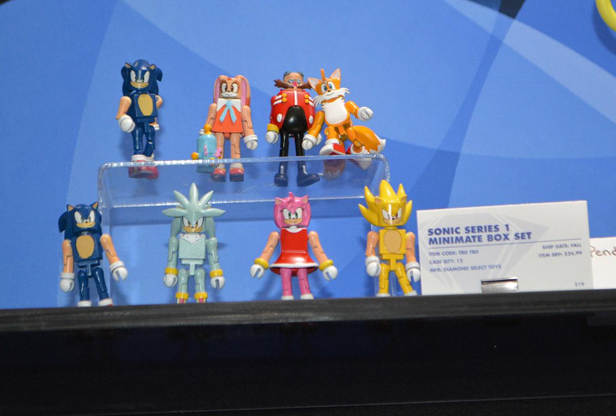 Diamond Select Toys Reveals Upcoming Sonic Toys 187 Segabits