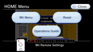 All Virtual Console games come with an electronic manual that provides instructions for each game.