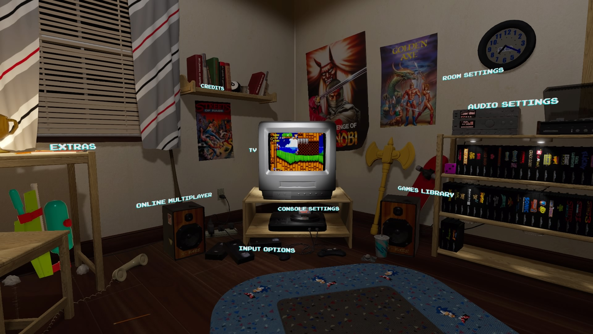 Sega Genesis Classics Coming To Ps4 Xbox One And Pc