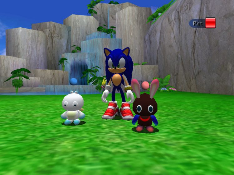 sonic twitter launches poll to vote for favorite sonic game feature we all vote for chao
