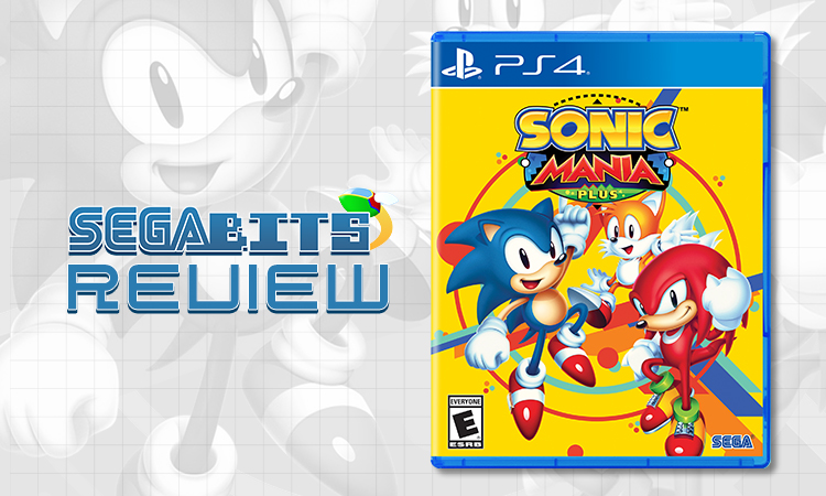 Sonic Mania Plus Review – Worthy of an Encore (PS4, Xbox One