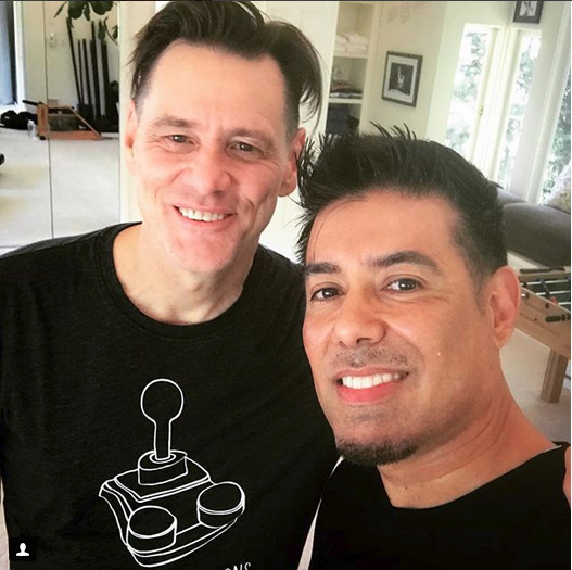 Jim Carrey Shows Off New Haircut For Live Action Dr Eggman Role Segabits 1 Source For Sega News