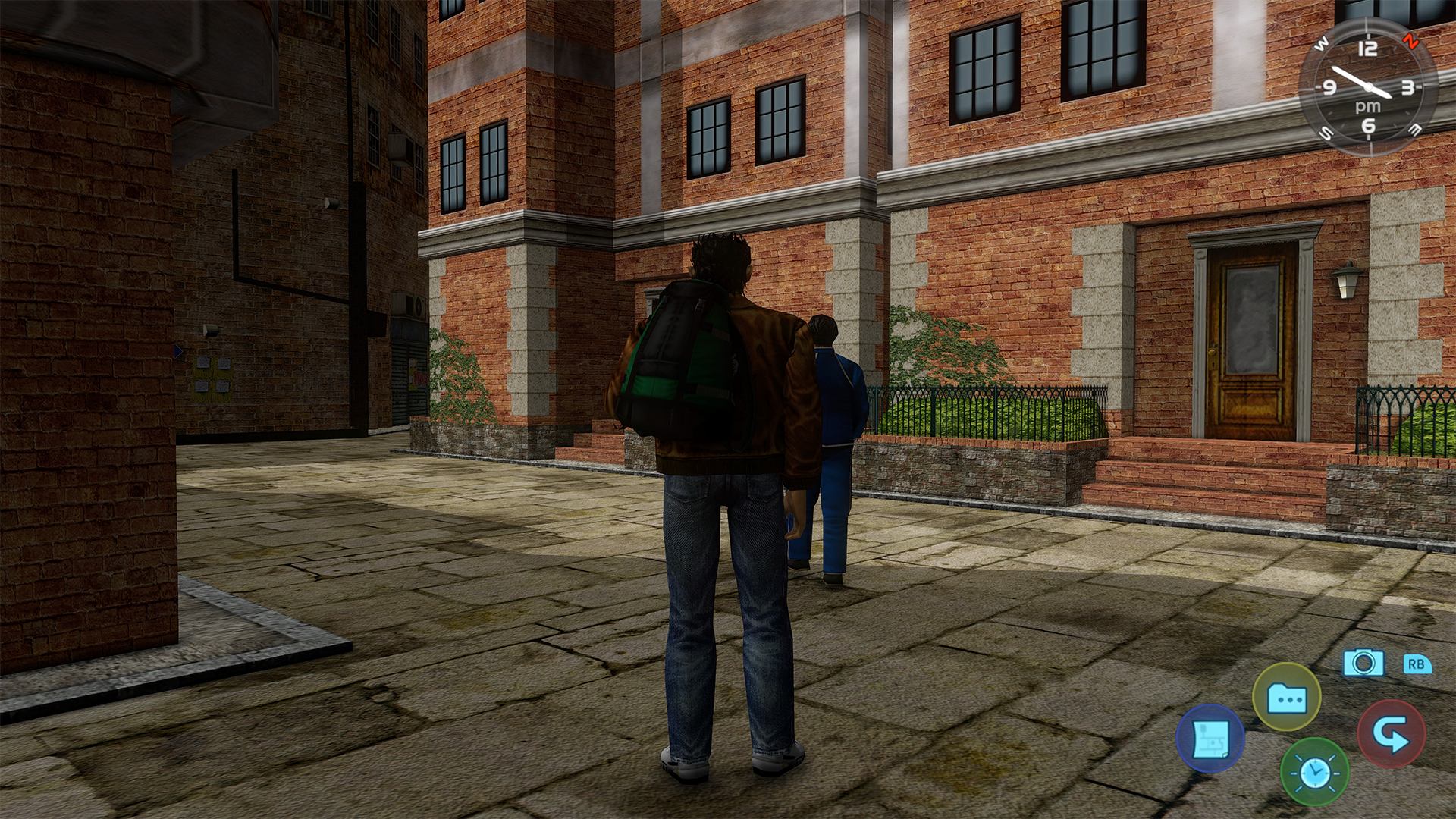 Shenmue I & II HD PC fan made HD texture pack now works with Shenmue II »  SEGAbits - #1 Source for SEGA News