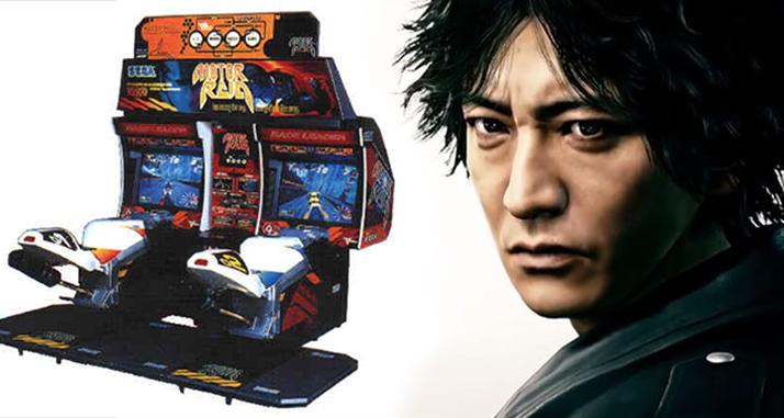 Fighting Vipers and rare arcade racer Motor Raid playable