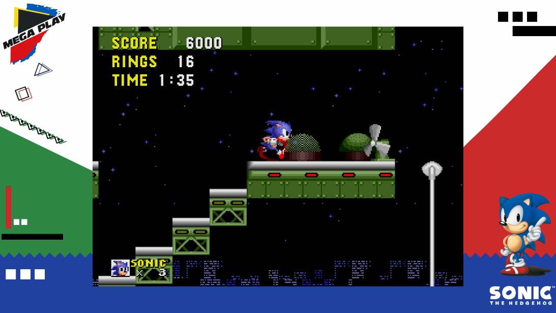 SEGA AGES Sonic the Hedgehog Review – Old Hog, New Tricks