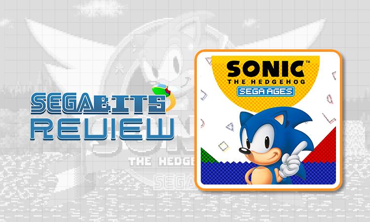 Sega Ages Sonic The Hedgehog Review Old Hog New Tricks Nintendo Switch Segabits 1 Source For Sega News