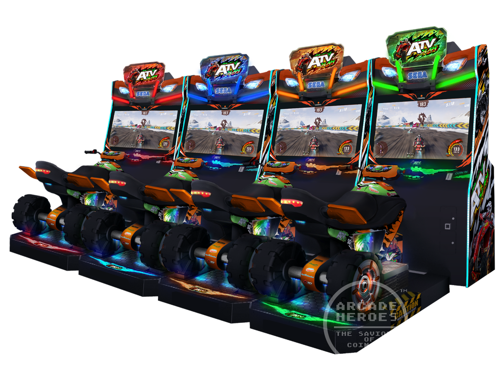 Sega makes ATV off road racer for arcades | ResetEra