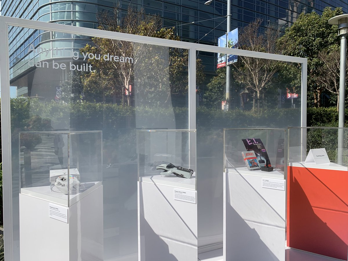 Google Stadia takes shots at SEGA Dreamcast before GDC reveal