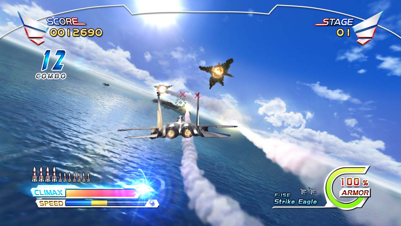 After Burner Climax is coming to SEGA Forever