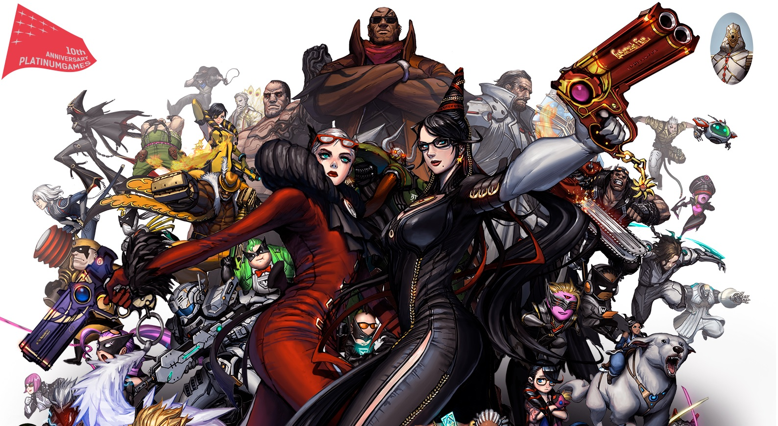 Platinum Games moving to self publishing and working on two new IPs