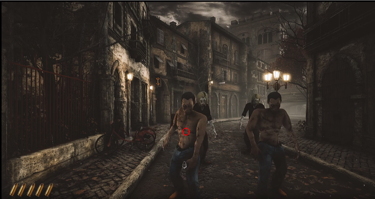 Fan Re-Imagines The House of the Dead 2 with Unreal Engine 4