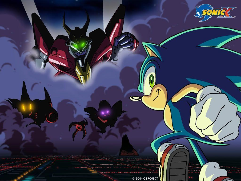 Sonic X To Be Rebroadcast In Japan To Commemorate The Release Of