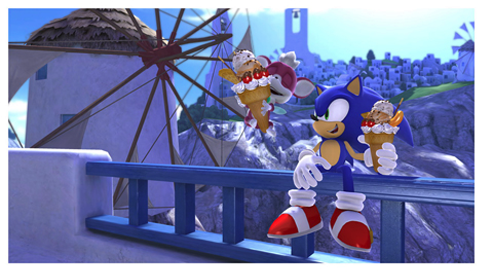 Let S Remember Sonic Unleashed 11 Years After Release Twitter Edition Segabits 1 Source For Sega News