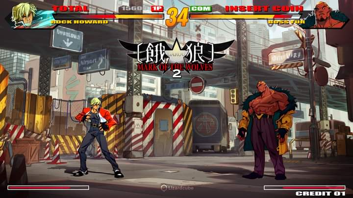Streets of Rage 4 artists release Garou: Mark of the Wolves 2 concept art video, now I want this to be real…