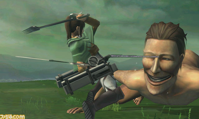 Atlus to localize Attack on Titan 3DS game » SEGAbits - #1 ...