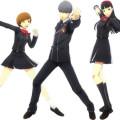 Persona 4 Dancing - Gekkoukan DLC
