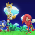 Tails and Knuckles in Smash