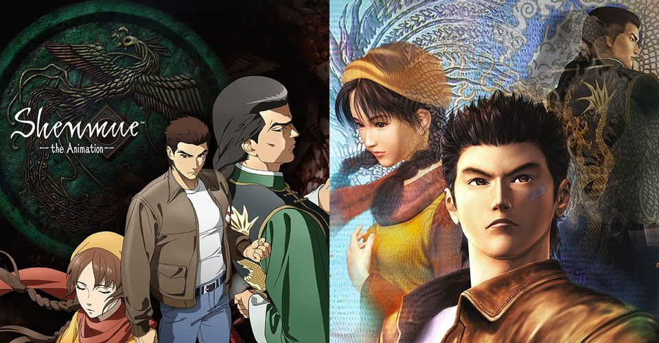 Shenmue Anime could release as early as November 2021 [Update] » SEGAbits -  #1 Source for SEGA News